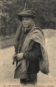 Les Petits Métiers 11 - Jeune Ramasseur de Marrons