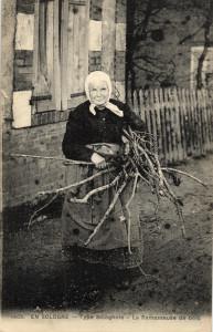 Les Petits Métiers 5 - La Ramasseuse de bois mort
